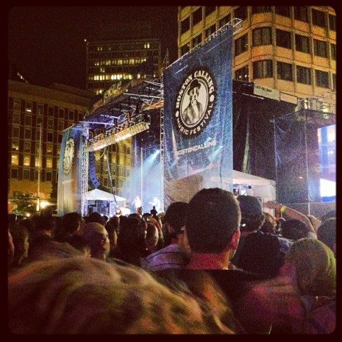 Boston Calling Music Fest